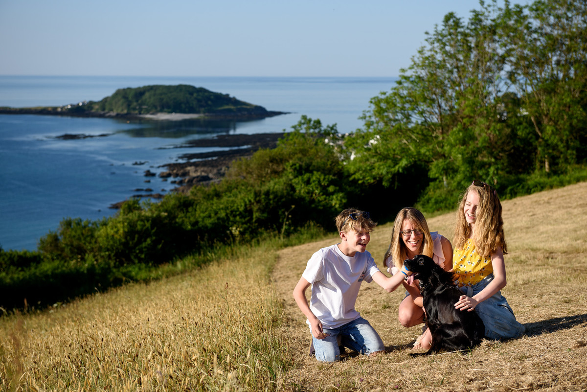 Family Photography Looe Cornwall